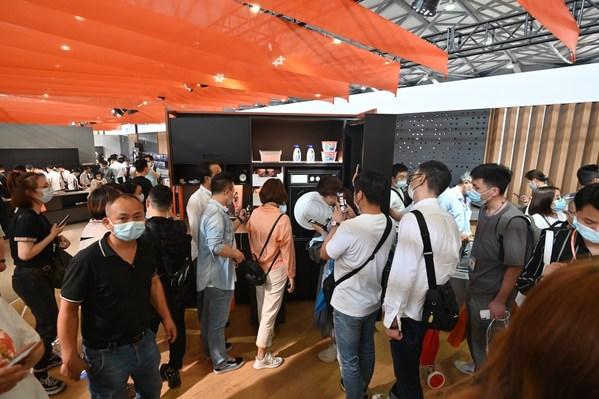 Blum 百隆携全新方案第13次亮相国际厨卫展