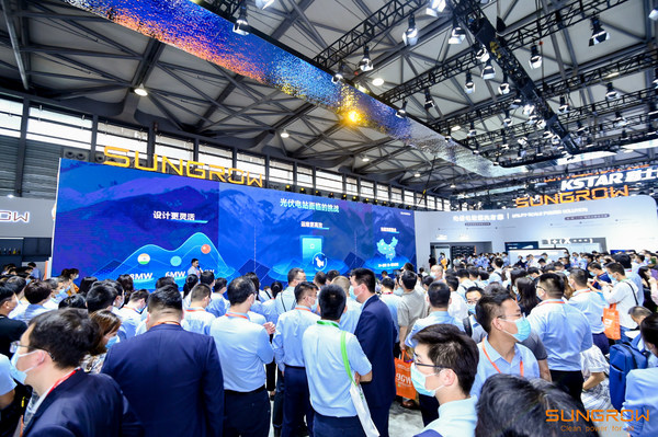 Sungrow Moves Forward to Zero Carbon Future with Presence at SNEC 2021