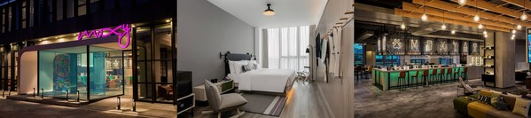 Moxy Hotels Brings its Play on Spirit to Mainland China, Making its Brand Debut with the Opening of Moxy Shanghai Hongqiao CBD