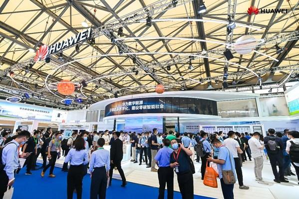 SNEC 2021: Huawei Digital Power thúc đẩy tính trung hòa cacbon thông qua hội tụ năng lượng và luồng thông tin