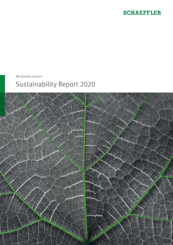 舍弗勒发布《2020年度可持续发展报告》