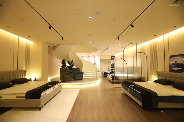健康好眠,致敬美好生活 长沙红星美凯龙丝涟亚洲第一旗舰店盛大开业