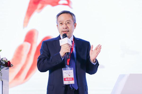 绿叶制药集团总裁杨荣兵