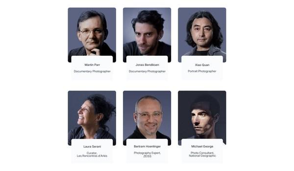 VISION+ Mobile PhotoAwards 2021: Judging Panel