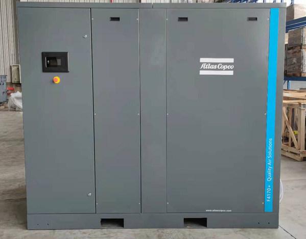 阿特拉斯科普柯变频冷冻式干燥机F4170W+VSD 新品下线