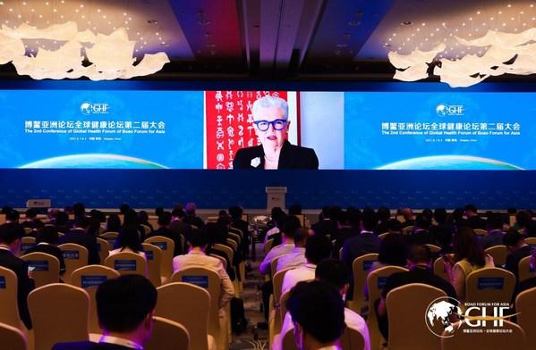 ボアオ・アジアフォーラム第2回グローバル健康フォーラム:グローバルな健康システムの向上を促すためのイノベーションと協力を呼び掛け