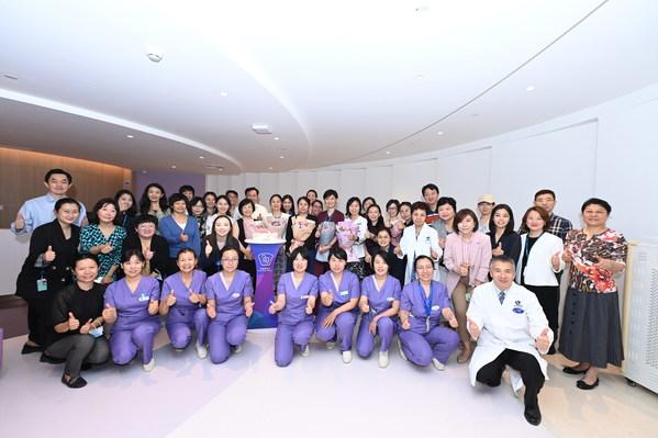 和睦家京北妇儿医院医疗团队