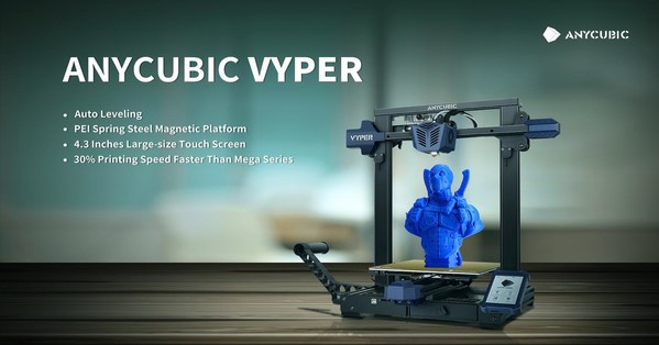 Anycubic's 3D printers help DIY dads turn their brilliant ideas into reality
