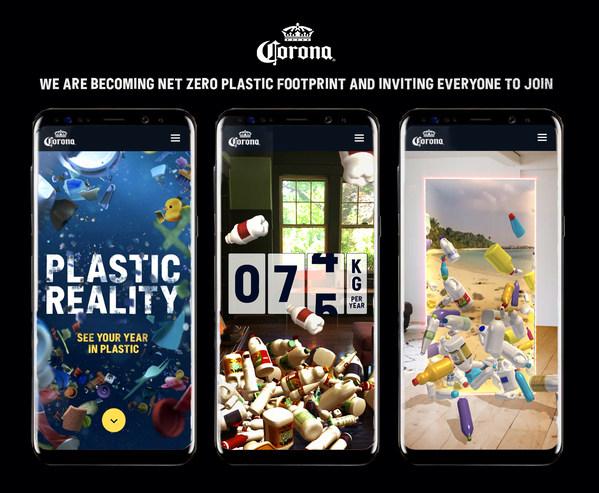 코로나, 플라스틱 발자국 탄소중립 달성한 최초의 글로벌 음료 브랜드