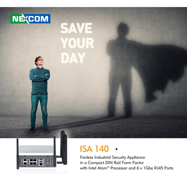 NEXCOM Offers a Robust Solution To Secure OT Network