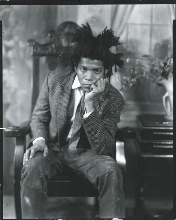 ジャン=ミシェル・バスキアの家族がJean-Michel Basquiat:King Pleasure(c)を公開予定