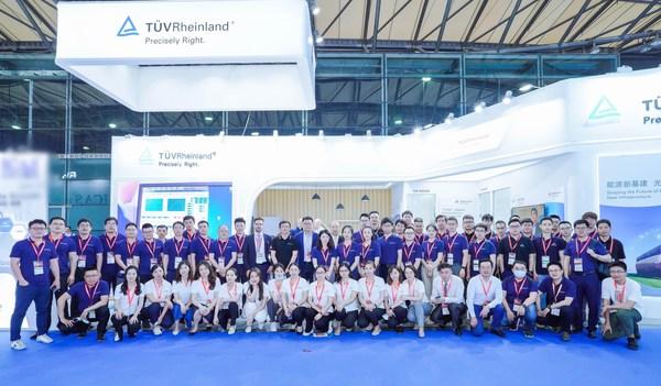 TUV莱茵亮相SNEC 2021,助力光伏行业推动双碳目标实现