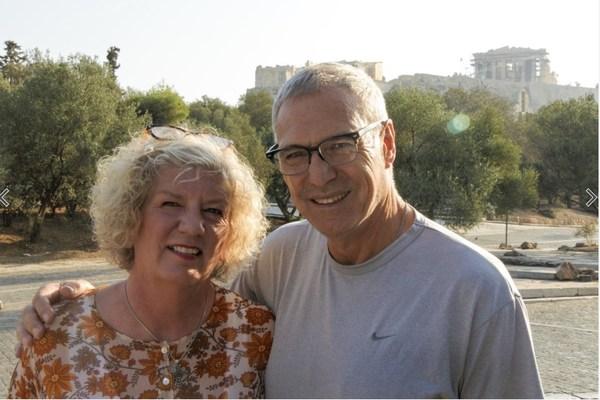 资深游牧族:Debbie和Michael