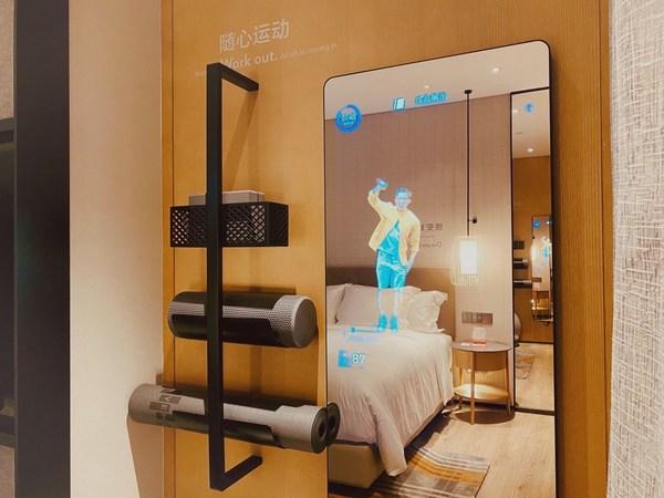 逸衡酒店庆祝全球健康日 携手FITURE倡导旅途运动新方式