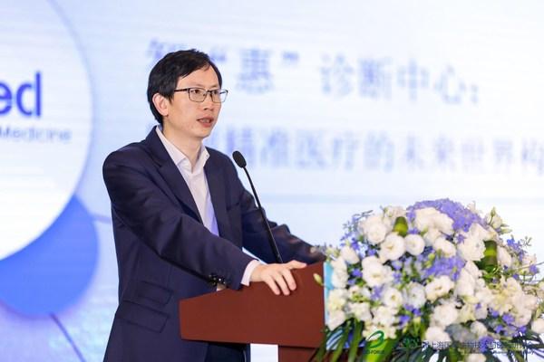 思路迪创始人兼董事长 熊磊博士