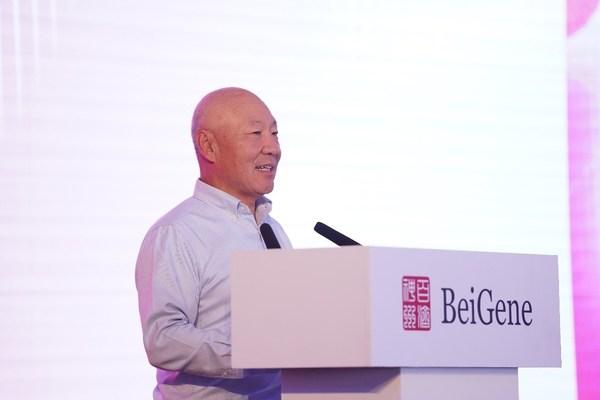 百济神州公司总裁吴晓滨博士