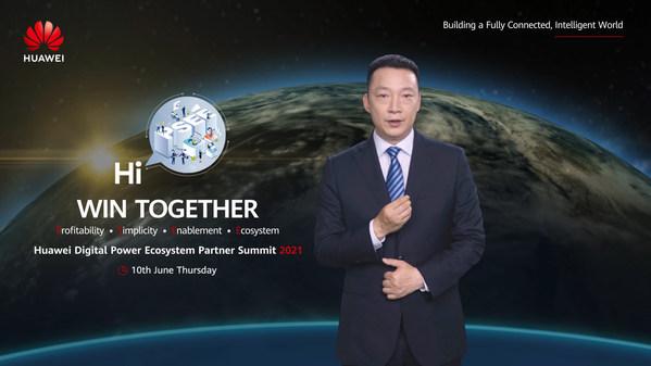 Huawei Digital Power kỳ vọng xây dựng một cộng đồng đối tác toàn cầu chuyên nghiệp vì một tương lai xanh sạch và tươi đẹp