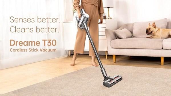 Dreame T30コードレススティック掃除機がAliExpress経由で欧州デビュー