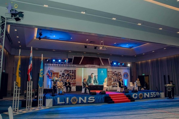 TCEB: Hybrid Lions Clubs International Convention In Nakhon Ratchasima A Success Against COVID-19 Situation