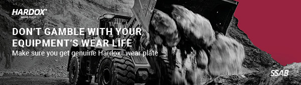 Protect personal safety and productivity with genuine Hardox(R) wear plate