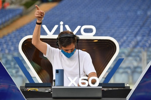 performance sponsored by vivo allowed fans across the world to feel closer to the tournament