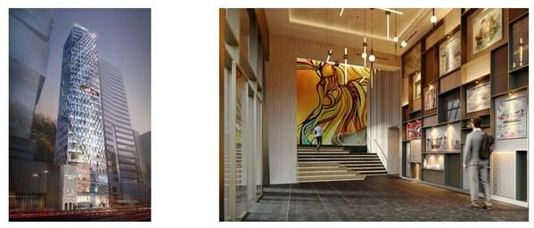 JERDE: Rykadan Office Headquarters, Wong Chuk Hang, Hong Kong SAR (Opening End 2021)