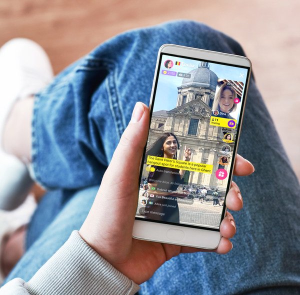 Ablo lets users explore the world through the eyes of locals