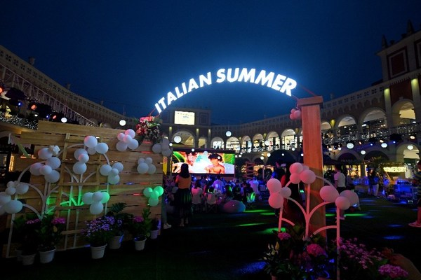 肆意一夏,佛罗伦萨小镇开启意式户外夏日狂欢之旅