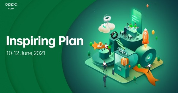 """OPPO Service Day Upgraded in June and """"Inspiring Plan"""" Launched"""