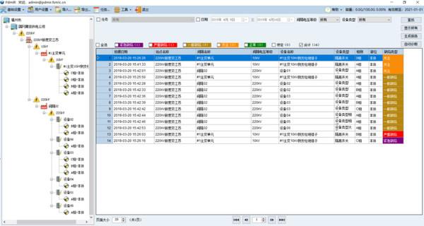 FOTRIC 340X+云热像,台账管理