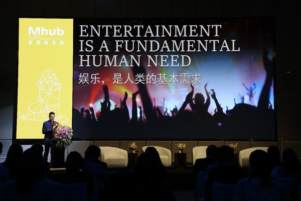 The global launch of Mhub by MGM Hotel Brand, brings together for more with a youthful mindset