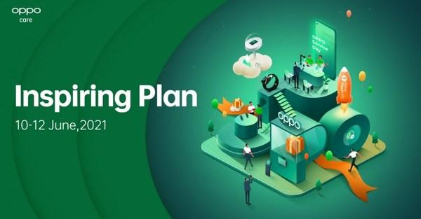"""พบกับ OPPO Service Day รูปแบบใหม่เดือนมิ.ย.นี้ พร้อมเปิดตัว """"Inspiring Plan"""""""
