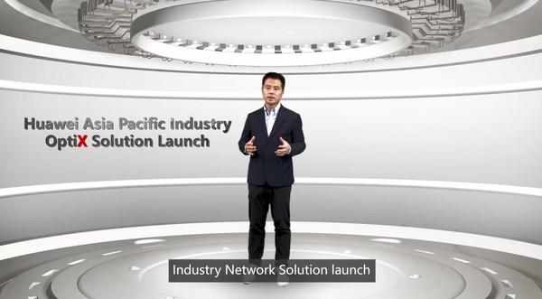 โซลูชัน Huawei Industry OptiX Solution เปิดตัวได้สำเร็จในภูมิภาคเอเชียแปซิฟิก