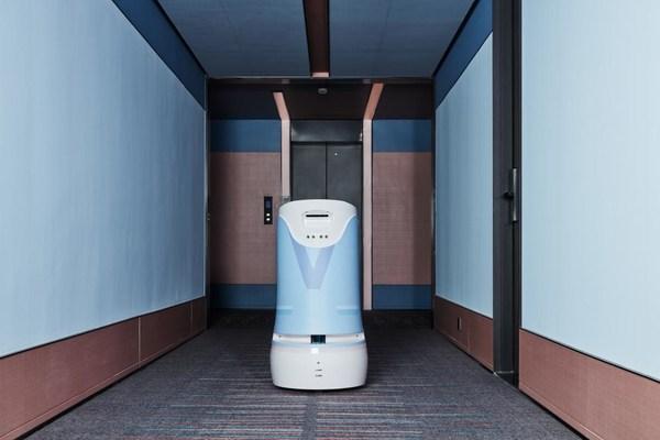 智能送物机器人