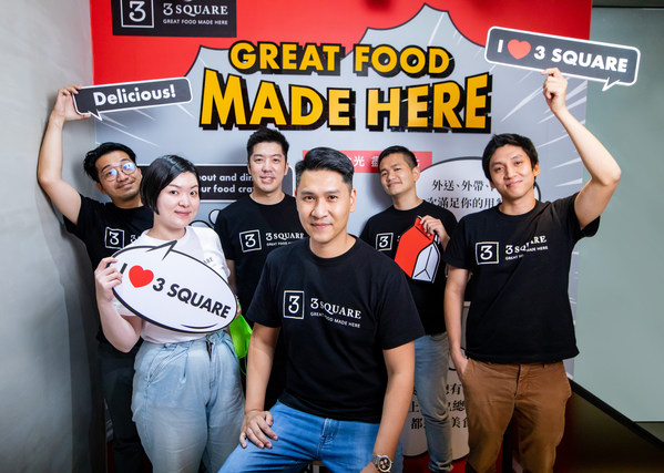 Taiwanese cloud kitchen startup 3 SQUARE raises seed funding