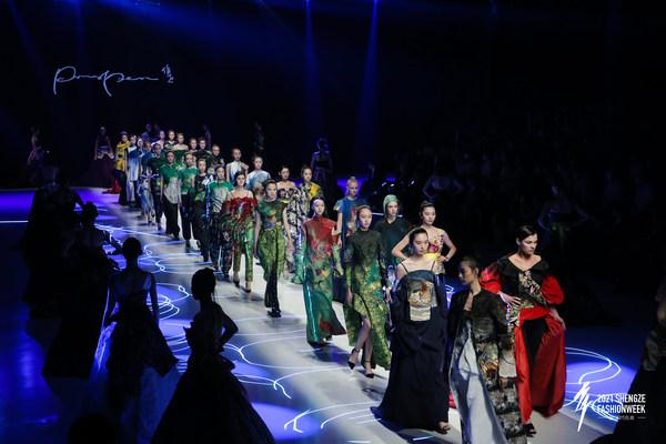 2021 SHENGZE FASHION WEEK Kicks Off