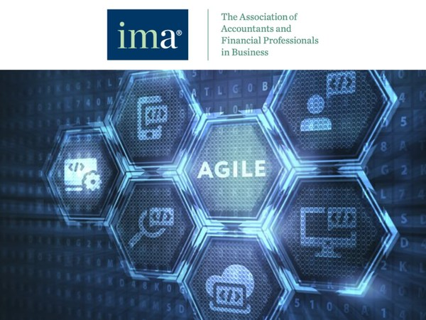 IMA công bố báo cáo mới về vai trò của phương pháp agile trong bộ phận chức năng tài chính