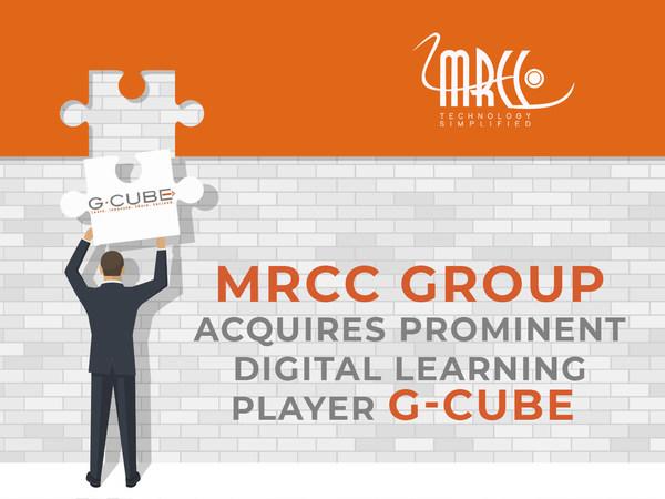 MRCC Group Mengambil Alih Pemain Pembelajaran Digital Terkenal G-Cube, Memperluas Jejaknya dalam Pembelajaran Korporat