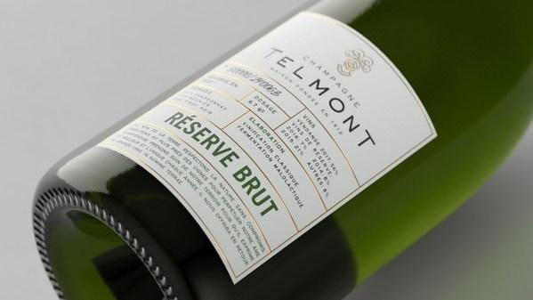 玳慕香槟的卓越源自对自然的尊重