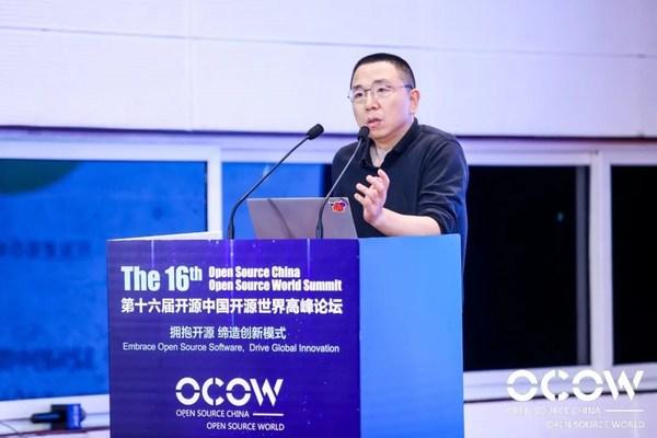 CSDN创始人蒋涛:拥抱中国开源技术生态发展黄金十年
