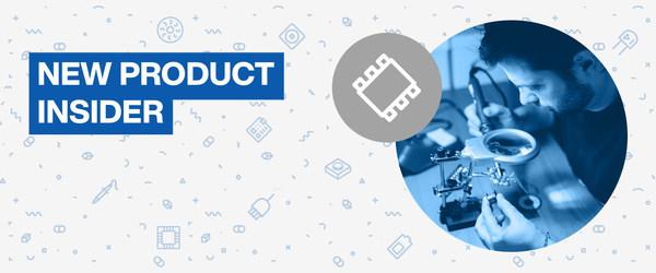 Mouser Electronics New Product Insider: Bổ sung hơn 3.000 sản phẩm mới vào tháng 4/2021