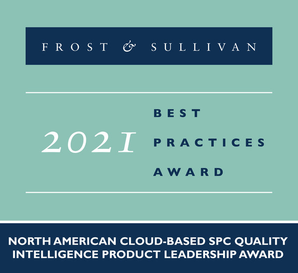 InfinityQS Earns Acclaim from Frost & Sullivan for Helping Manufacturers Enhance Quality Compliance with Its Enact Platform