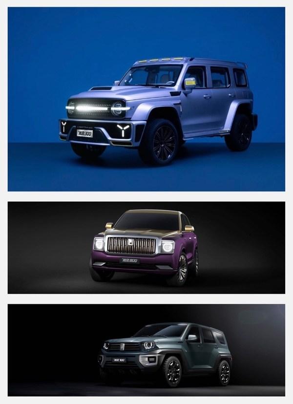 Mẫu xe TANK gây sốt tại Trung Quốc sắp ra mắt trên thị trường toàn cầu