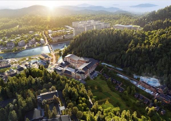 君澜再入温州,打造浙南生态人文宜居新标杆