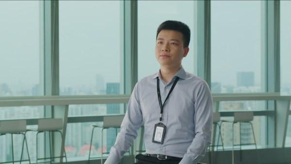 德州仪器中国大客户区域销售经理Vic