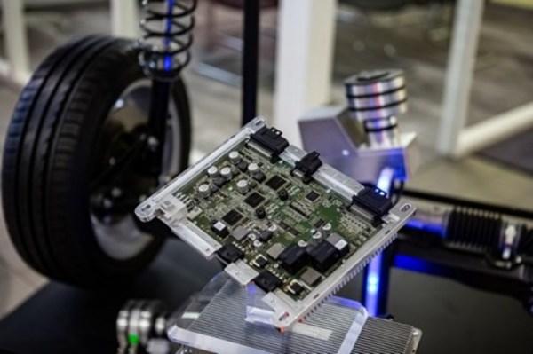 舍弗勒创新线控技术助力2021 DTM房车赛
