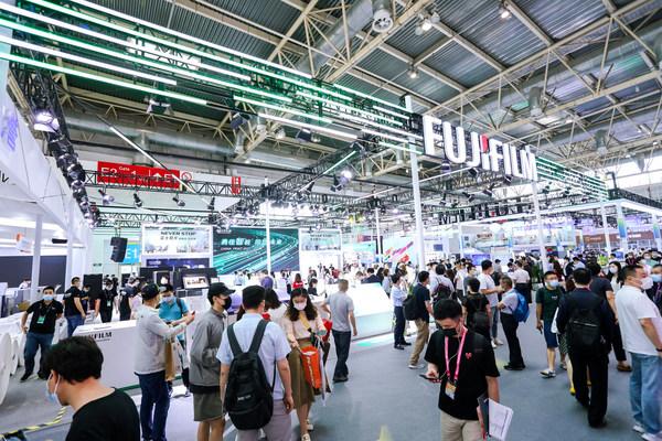 富士胶片(中国)参展CHINA PRINT 2021 创新解决方案新成员亮相