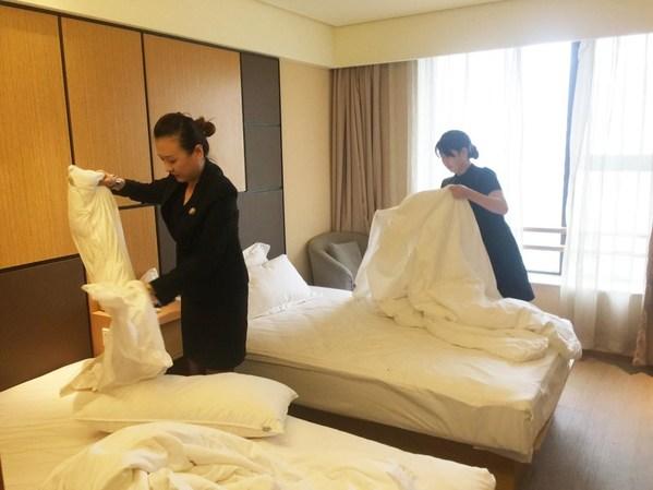 华住集团酒店安心再升级,全面守护让消费者安心入住