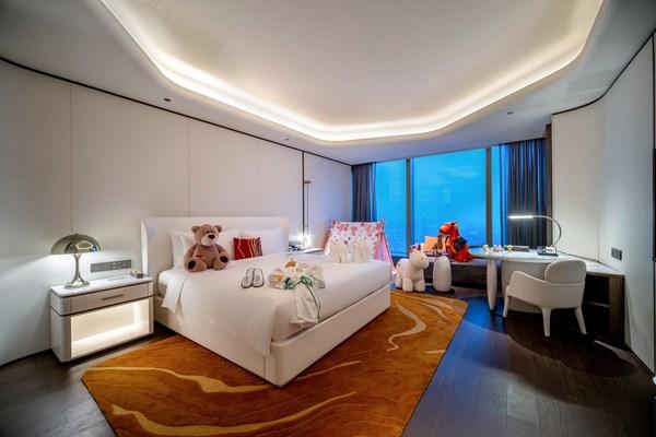 南京金鹰世界G酒店亲子房