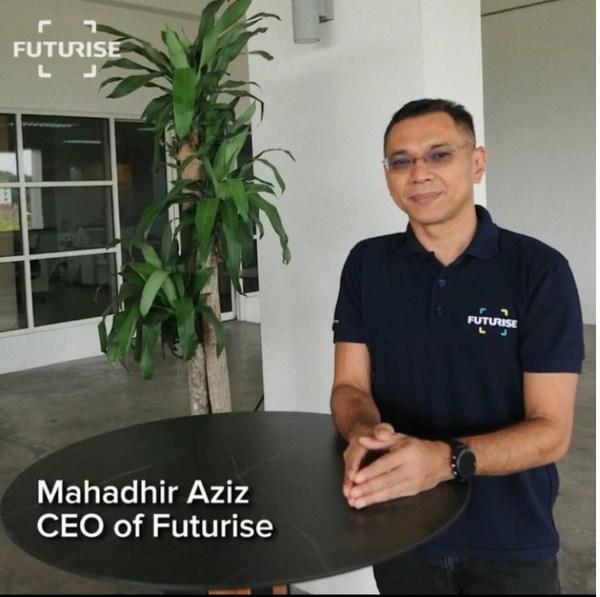 Mahadhir Aziz-CEO of Futurise
